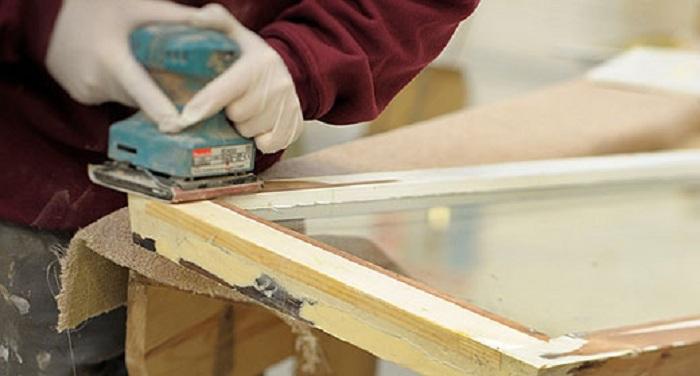 Реставрация деревянных стеклопакетов своими руками