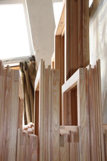 Собственное производство деревянных окон в компании АкадемОкна.